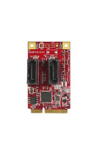 mPCIe to Dual SATA III Module WT (EMPS-3201-W1)