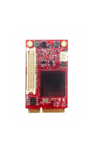mPCIe to VGA & 18/24 LVDS WT (EMPV-1202-W1)