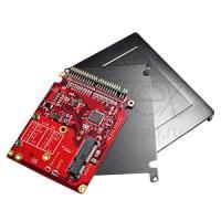 """IDE to mSATA & mSATA mini 2.5"""" Module (E24S-2101-C1)"""