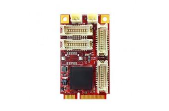 Интерфейсные платы mPCIe/mSATA mPCIe to Eight RS232/422/485 (EMP2-X801-W1)