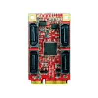 mPCIe to four SATA3 WT (EMPS-3401-W1)