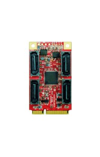 mPCIe to four SATA3 WT (EMPS-3401-W1)