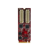 M.2 2260 to Dual Isolated LAN WT with bracket (EGUL-G201-W2)
