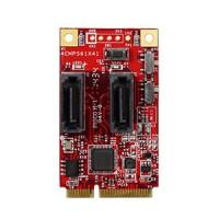 mPCIe to Dual SATA III RAID Module WT (EMPS-32R1-W1)
