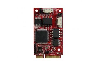 Интерфейсные платы USB to dual Isolated CANbus 2.0B (EMUC-B201-W1)