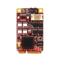mPCIe to two RS422/485 (EMP2-X202-W1)