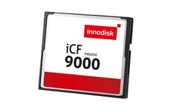 Твердотельный диск CompactFlash card (CF) 01GB iCF9000 (DC1M-01GD71AW1DB)