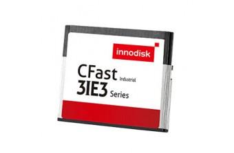 Твердотельный диск CF-SATA и CFast 08GB CFast 3IE3 (DHCFA-08GD09BC1SC)