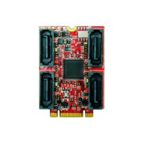 PCIe x4 to dual M.2 module WT (ELPS-3201-W1)