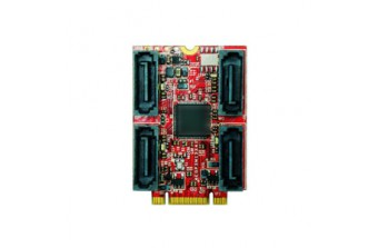 Интерфейсные платы Standard PCIe PCIe x4 to dual M.2 module WT (ELPS-3201-W1)