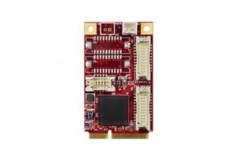 Интерфейсные платы mPCIe/mSATA mPCIe to Four RS232/422/485 (EMP2-X401-W1)