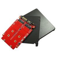SATA to dual M.2 RAID Card (E2SS-32R2-C1)