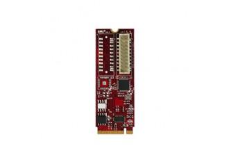Интерфейсные платы M.2 ( NGFF ) M.2 2260 to Singlel Isolated LAN with bracket (EGUL-G101-C2)