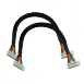 Интерфейсные платы mPCIe/mSATA mPCIe to Dual Isolated LAN with bracket (EMPL-G201-C2)