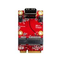 mPCIe to halfe mPCIe & USB (EMPP-0201-C1)