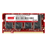 DDR1 SO-DIMM 512MB 400MT/s Wide Temperature (M1SF-12PC4I03-F)