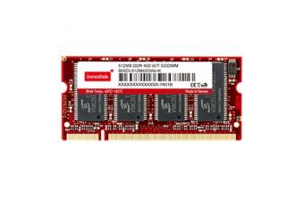 Модуль оперативной памяти DDR1 SO-DIMM 512MB 400MT/s Wide Temperature (M1SF-12PC4I03-F)