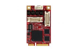 Интерфейсные платы mPCIe/mSATA mPCIe to Four RS232/422/485 (without daughter board) (EMP2-X404-W1)