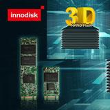 Дисковые накопители нового поколения NAND Flash 3D фирмы Innodisk
